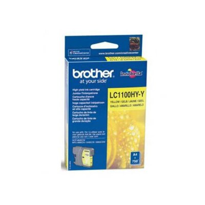 Brother LC-1100 HY Yellow
