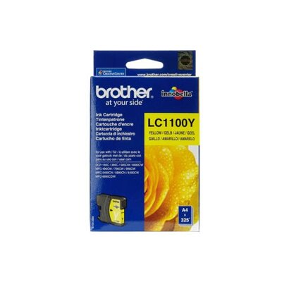 Brother LC-1100 Yellow
