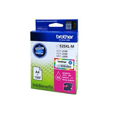 Brother LC-525 XL Magenta