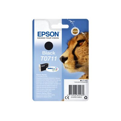 Epson T0711 DURABrite Ultra Ink Black