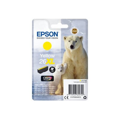 Epson T2634 Claria Premium Ink Yellow