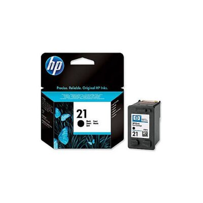HP no. 21 Black