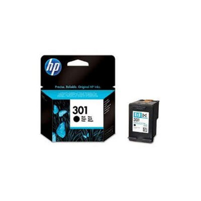 HP no. 301 Black