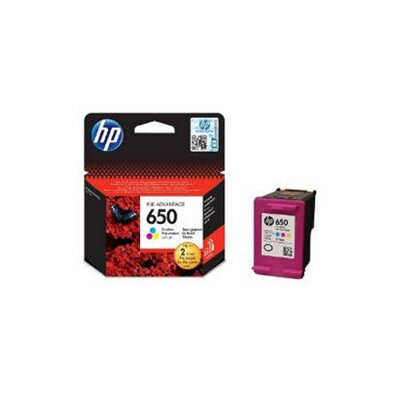 HP no. 650 Color