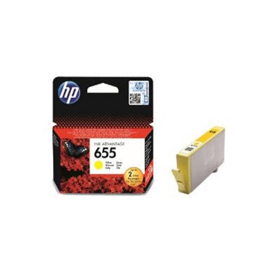HP no. 655 Yellow